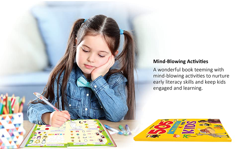 Activities for kids, games, toys, early learning