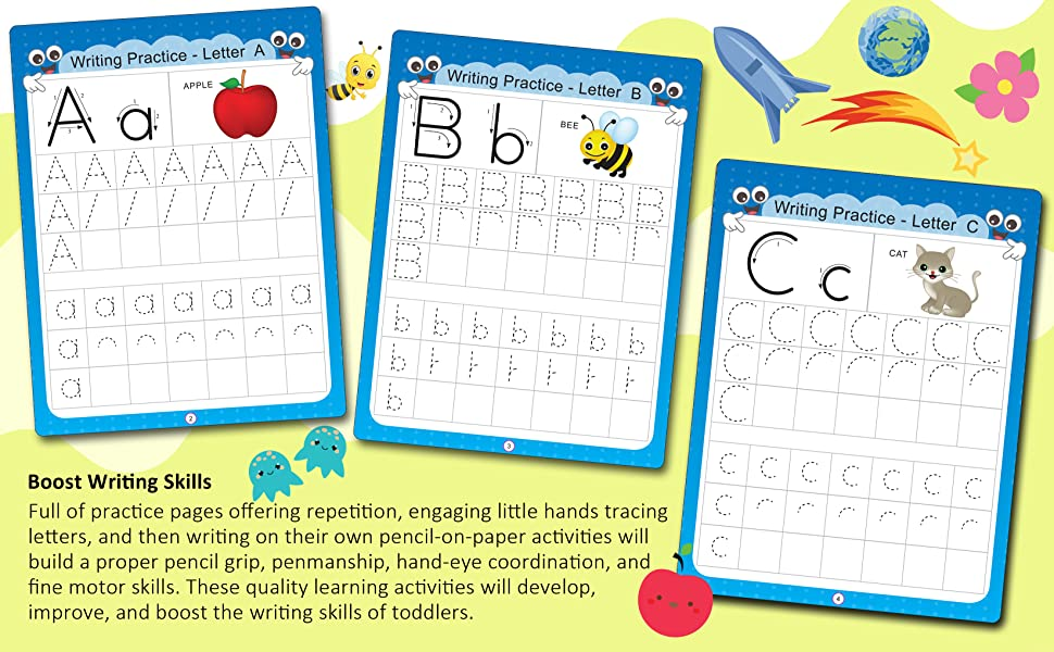 My Activity- ABC Capital and Small Writing