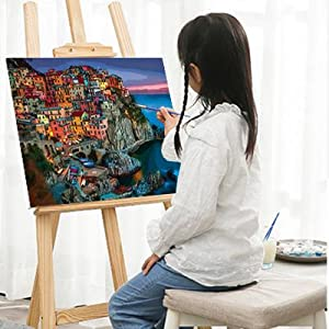 Paint by number