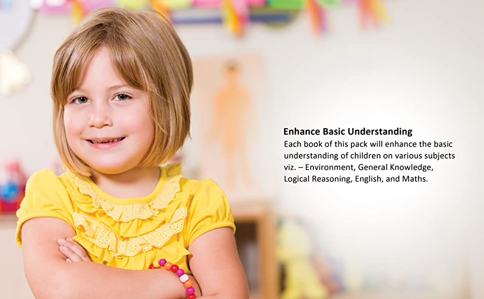 Activity Books, english, maths, general knowledge, logical reasoning, dreamland Publications