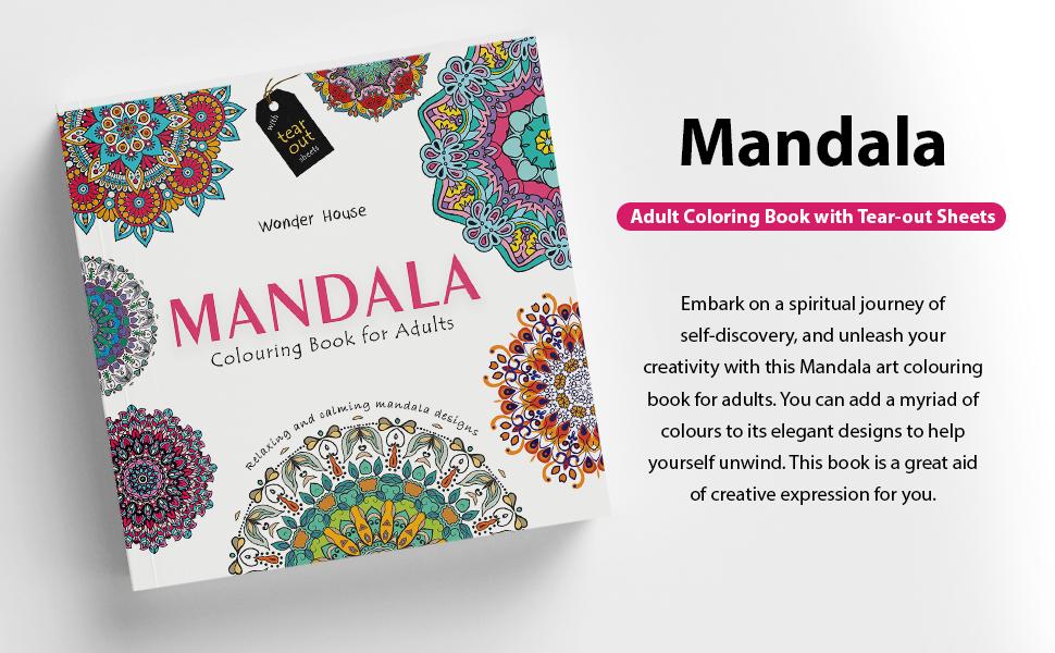 Mandala Book
