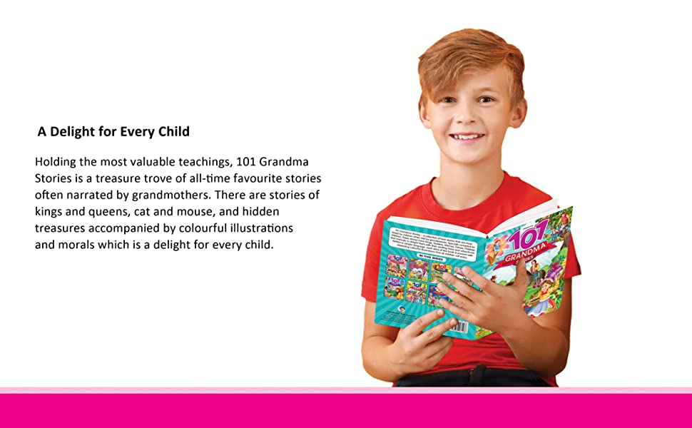 Grandma stories, children fiction, story book