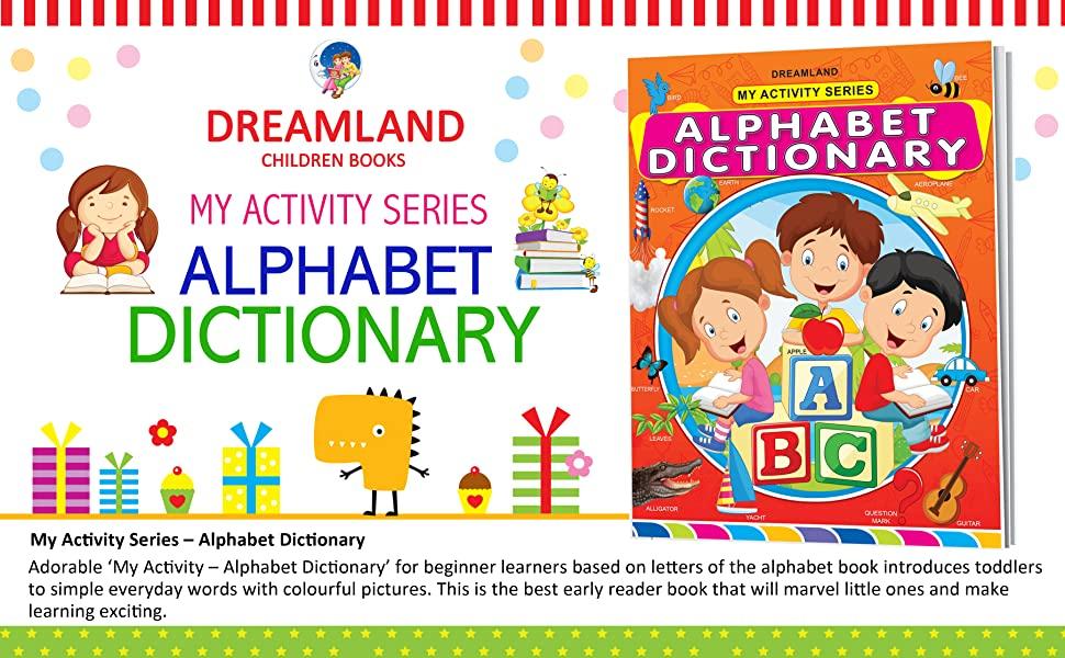 My Activity- Alphabet Dictionary