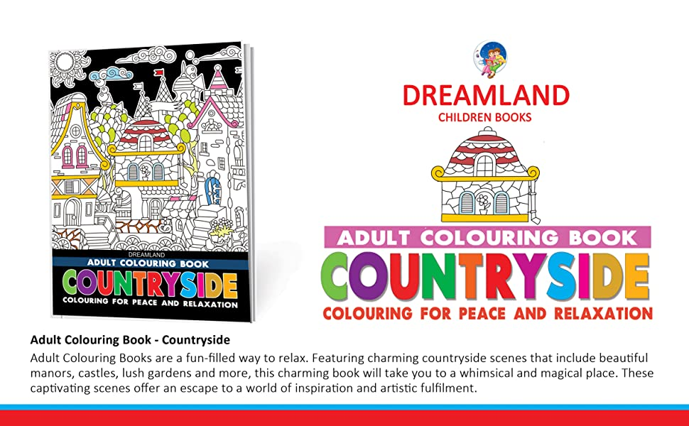 Adult colouring for peace and relaxation, Mandala, Fashion, motivation, Countryside