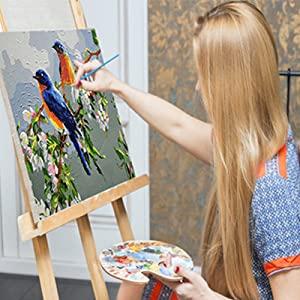 paints birds
