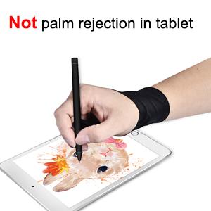 palm rejection
