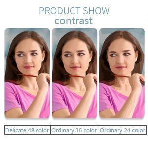Color effect contrast