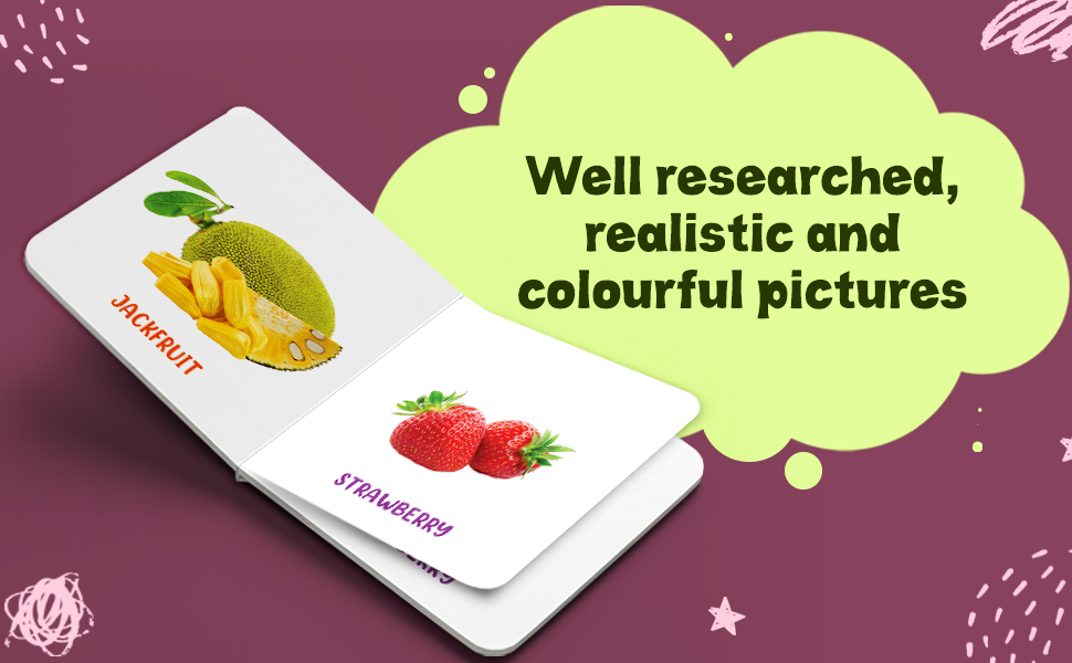 Well Researched, Realistic and Colourful Pictures