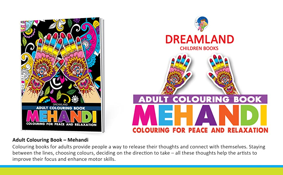 Adult colouring for peace and relaxation, Mandala, Fashion, motivation, Mehandi