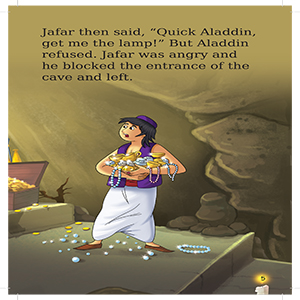aladdin, story book for kids,colourful pictures,children story boo, english stories for kids