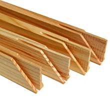 High Density Pine  Wood Frame